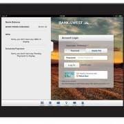 iPad Quick Balance