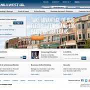 Small Business Homepage